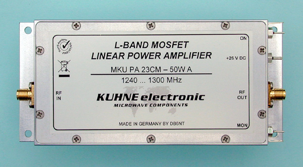 Nice Man amateur high frequency linear amplifiers