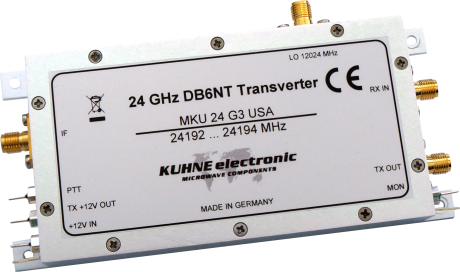 MKU 24 G3 USA, Transverter